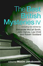 LOST IN DARKNESS, The Best British Mysteries IV